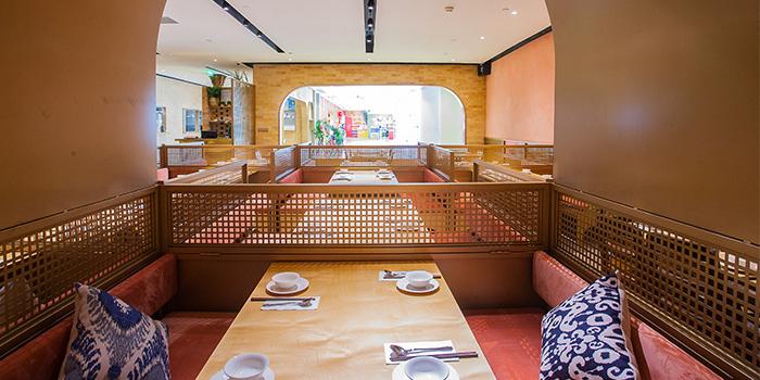 Indoor of Spice Bazaar (Grand Gateway) located in Xuhui, Shanghai