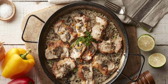 rost-chicken-rice of HowFun (Shanghai Centre) located in Jing