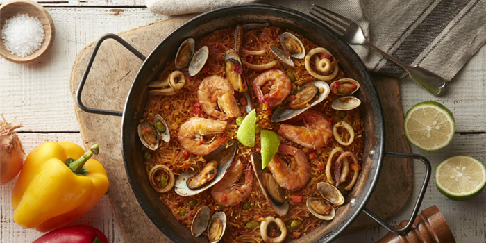shrimp-rice of HowFun (Shanghai Centre) located in Jing