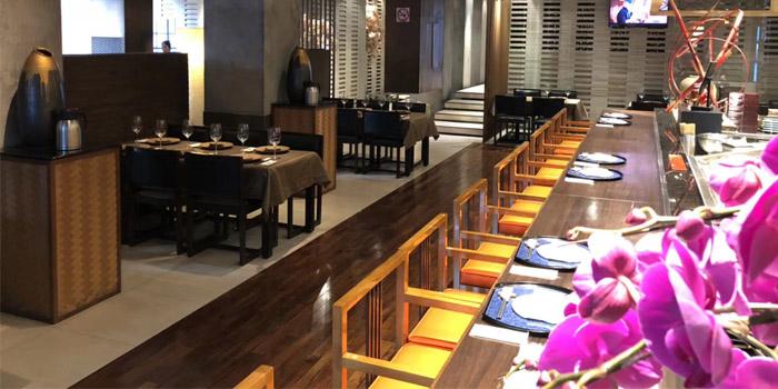 Indoor of Sun With Aqua located in Huangpu District, Shanghai