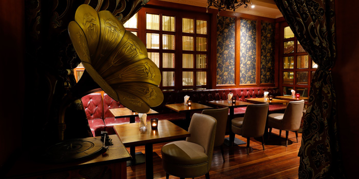 Indoor of The Tailor Bar(Le Sun Chine) located in Xuhui District, Shanghai