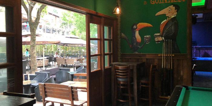Indoor of Irish Pub No.9 (Laowaijie) located in Changning District, Shanghai