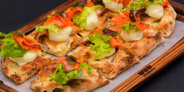 Food of BiCE Ristorante located in Qingpu District, Shanghai