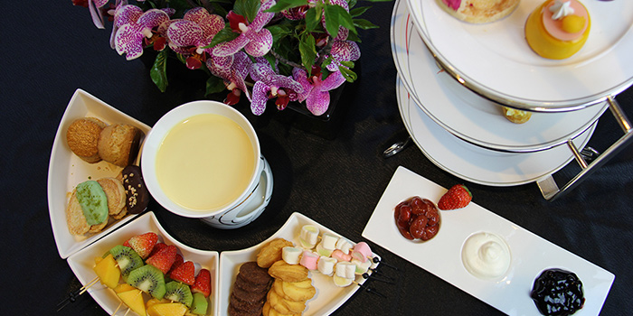 Afternoon Tea of Tops & Terrace located in Xuhui, Shanghai
