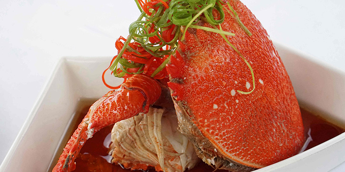 Crab from Tops & Terrace located in Xuhui, Shanghai