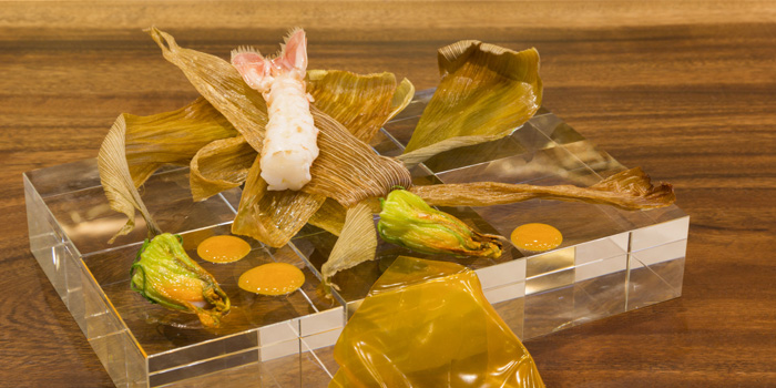 Omakase of UMI Restaurant & Terrace Located in Jing