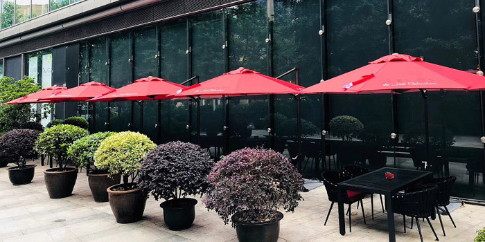 Outdoor of LeSalonde Joël Robuchon(Reél Mall) located in Jing
