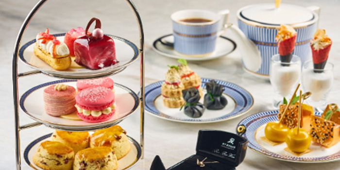 "Afternoon Tea of DrawingRoom(St.Regis Jing""An) located in Jing""An, Shanghai"