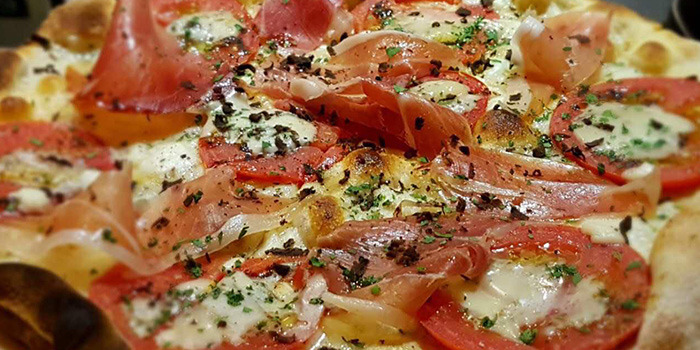 Pizza from Palatino Roman Cuisine located in Xuhui, Shanghai