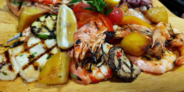 Grilled Platter from Palatino Roman Cuisine located in Xuhui, Shanghai