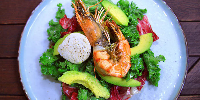 Prawn Salad from Husk in Jing