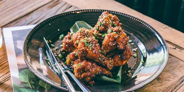 Chicken of Little Creatures located in Huangpu, Shangha