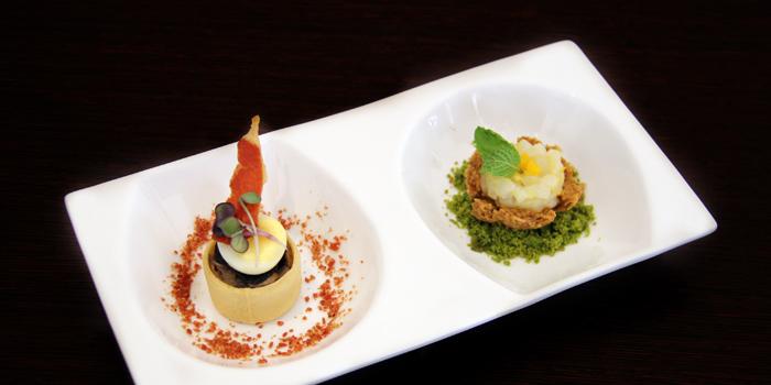 Dessert of Tops & Terrace located in Xuhui, Shanghai