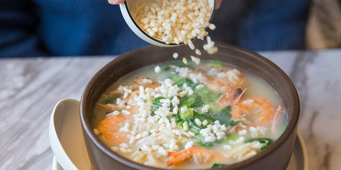 Food of Man Long Chun located in Xuhui, Shanghai