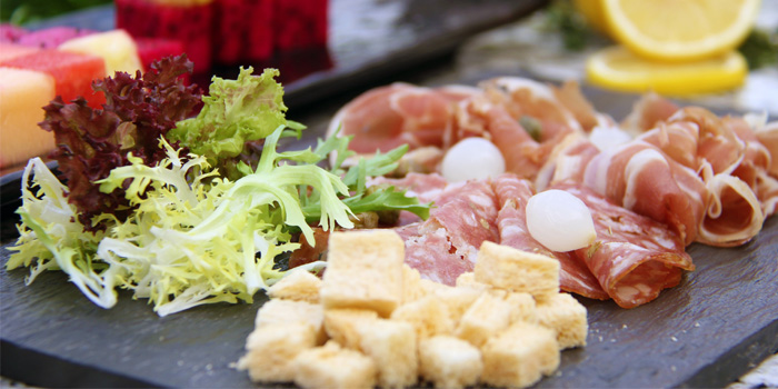 Ham of Tops & Terrace located in Xuhui, Shanghai