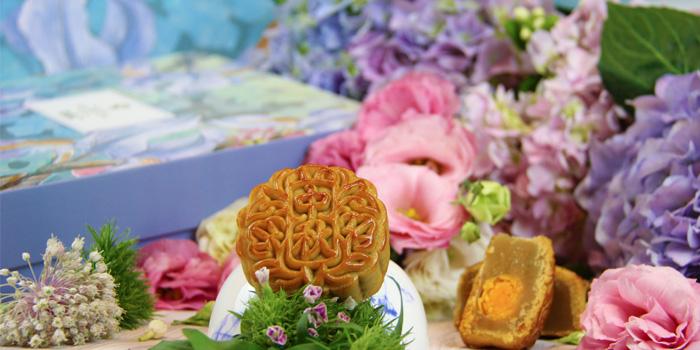 Moon Cake of Twelve Hengshan located in Xuhui, Shanghai
