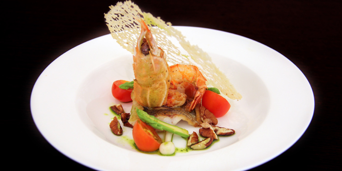 Seafood of Tops & Terrace located in Xuhui, Shanghai