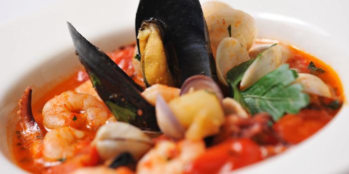 Seafood of Bella Napoli (Changle Lu) in Jingan, Shanghai