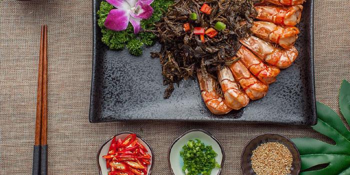 Shrimp of Secret Haven (Xintiandi) located in Huangpu, Shanghai