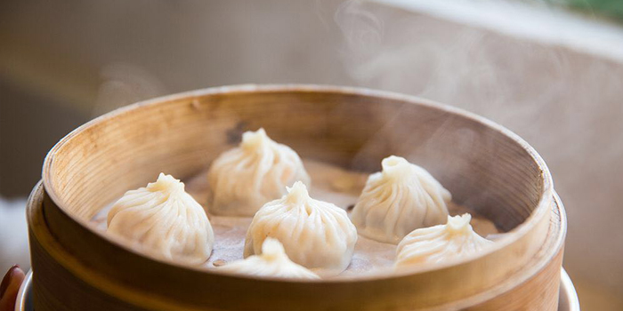 Steamed Dumpling of Man Long Chun located in Xuhui, Shanghai