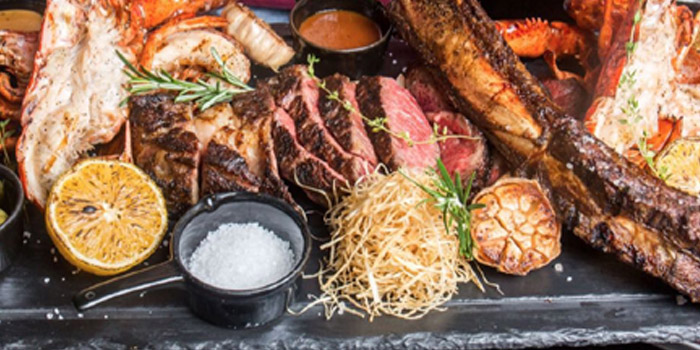 Beef of The Bull and Claw located in Xuhui, Shanghai