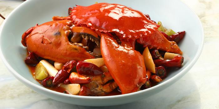 Crab of MAURYA (Changning Raffles City) located in Changning, Shanghai
