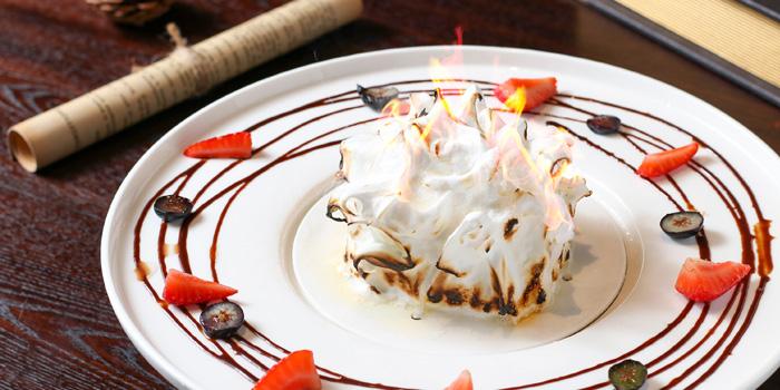 Dessert of KIWIANA (Aegean Shopping Mall) located in Minhang, Shanghai