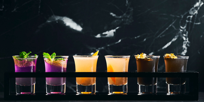 Drinks of CommBiz located in Xuhui, Shanghai