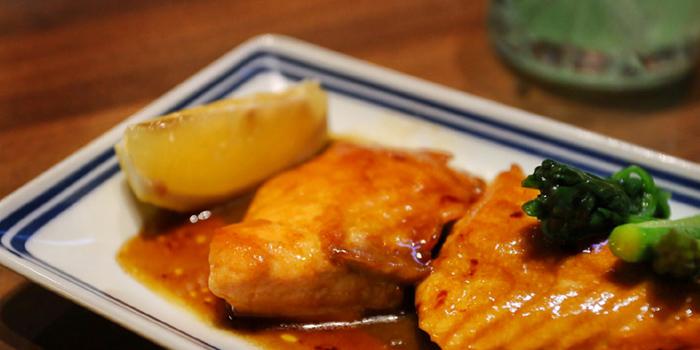 Food of Most Izakaya located in Jing