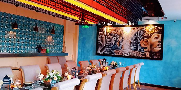 Indoor of Beef of MAYA in Jing