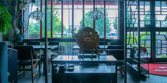 Indoor of Mr. Young (Hechuan Lu) located in Minhang, Shanghai