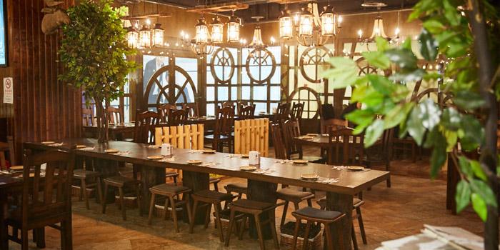 Indoor of Kiwiana (Hongkou) located in Hongkou, Shanghai