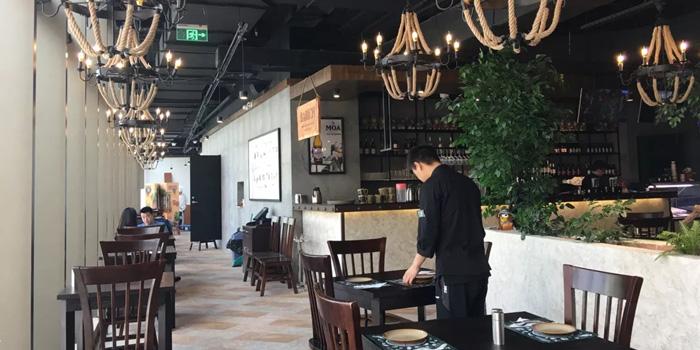 Indoor of KIWIANA (Aegean Shopping Mall) located in Minhang, Shanghai