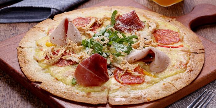 Pizza of KIWIANA (Aegean Shopping Mall) located in Minhang, Shanghai