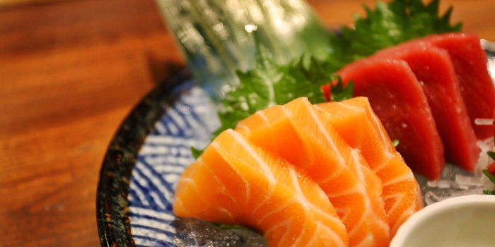 Salmon of Most Izakaya located in Jing