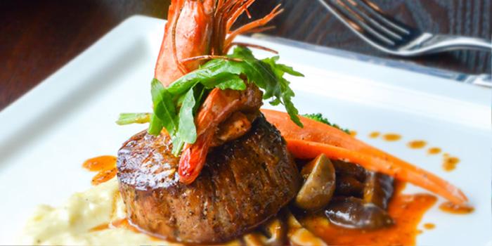 Steak of KIWIANA Sports Bar & Kitchen located in Xuhui, Shanghai