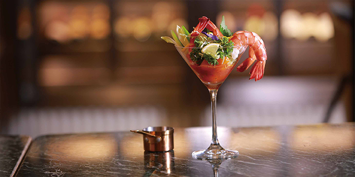 Cocktail Shrimp from Mia Fringe Dining & Lounge located in Huangpu, Shanghai