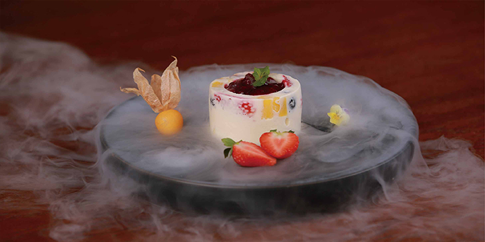 Dessert from Mia Fringe Dining & Lounge located in Huangpu, Shanghai