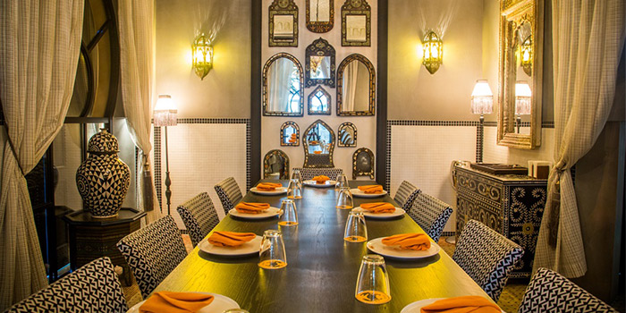Dining Table of Barbarossa located in People
