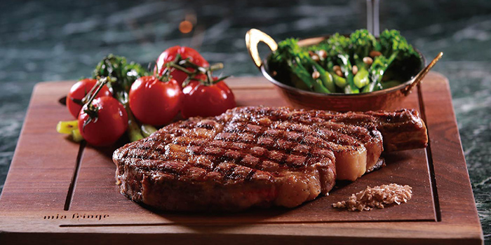 Ribeye from Mia Fringe Dining & Lounge located in Huangpu, Shanghai