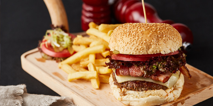 Burger of Geneva located in Changning, Shanghai
