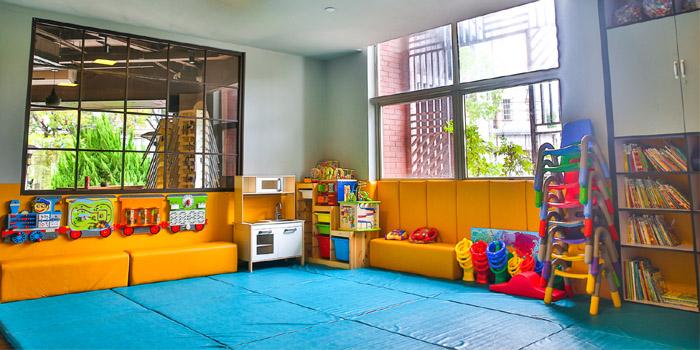 Indoor of Geneva located in Changning, Shanghai