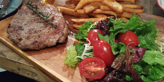 Steak of Little Creatures located in Huangpu, Shangha