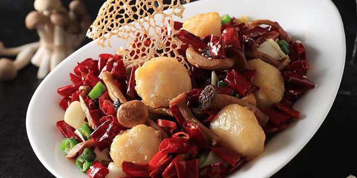 Scallops from SiFangSanChuan located in Huangpu, Shanghai