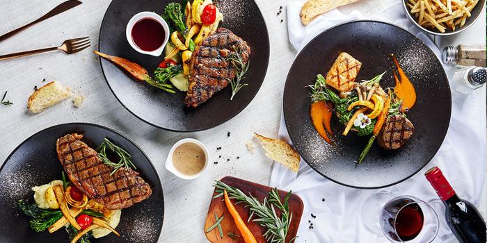 Beef Steak of Element Fresh (Silver Court) located in Huangpu, Shanghai