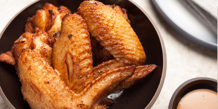 Chicken Wing of Mercedes me located in Huangpu, Shanghai