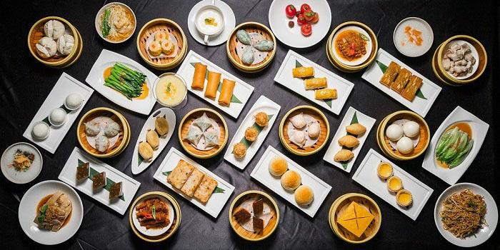 Dim Sum of Yuexuan Chinese Restaurant (Hilton Shanghai Hongqiao) located in Minhang, Shanghai