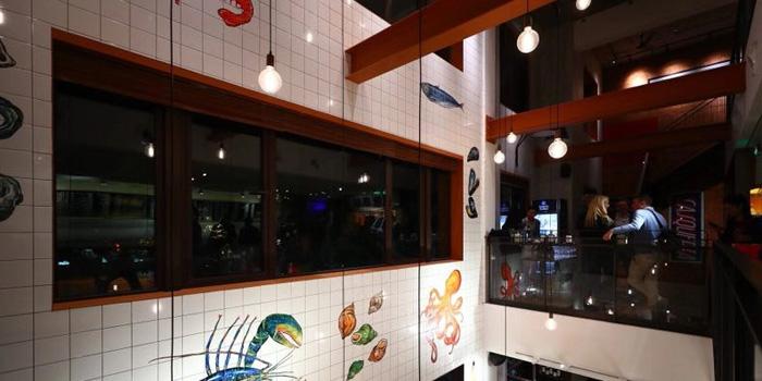 Indoor of Mercado 505 located in Jing
