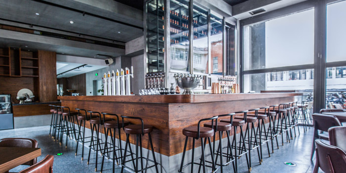 Indoor of Dream Brewers Bar & Restaurant located in Jing