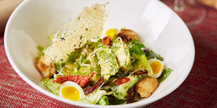 Salads of Reve Kitchen located in Minhang, Shanghai